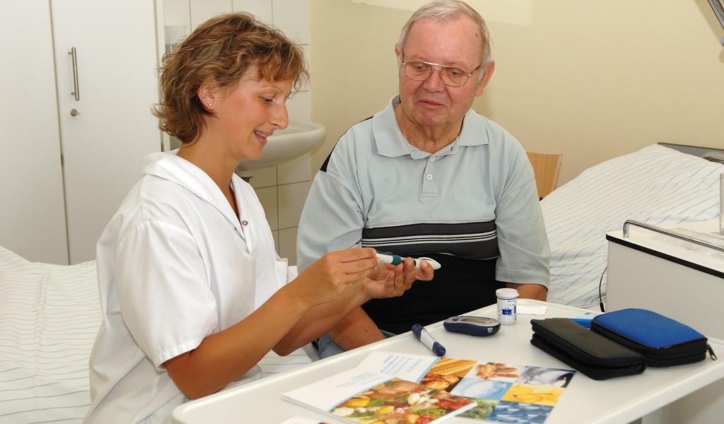 Einzigartig in Südhessen: Krankenpfleger/in in Teilzeit