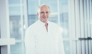 Dr. Martin Schunk, Chefarzt der Klinik für Geriatrie