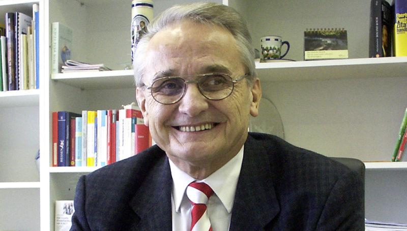 Karl Daab, Patientenfürsprecher an der Kreisklinik Groß-Umstadt