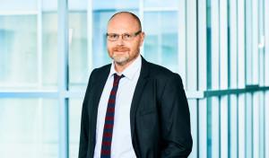 Prof. Dr. Peter Schräder, Chefarzt der Klinik für Orthopädie und Traumatologie an der Kreisklinik Jugenheim