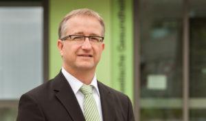 Chefarzt Prof. Thomas Wobrock vom Zentrum für Seelische Gesundheit in Groß-Umstadt © Kreiskliniken Darmstadt-Dieburg