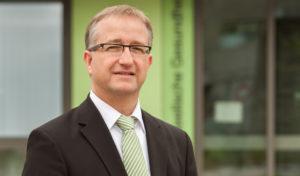 Prof. Dr. med. Thomas Wobrock, Chefarzt des Zentrums für Seelische Gesundheit der Kreiskliniken Darmstadt-Dieburg © Kreiskliniken Darmstadt-Dieburg