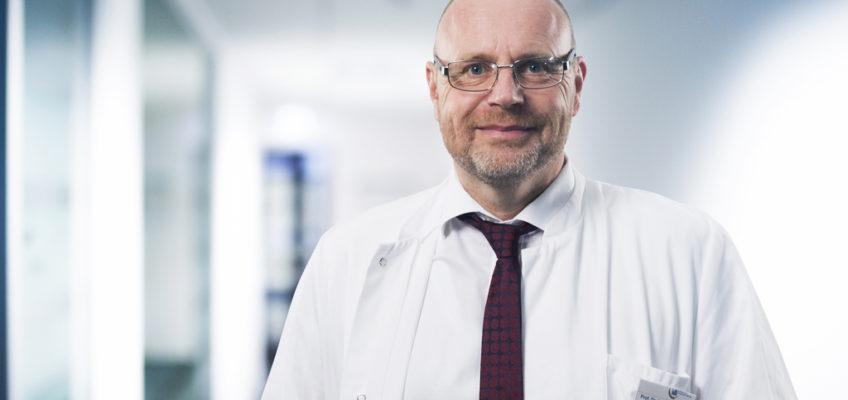Sprechstunde mit Prof. Dr. Peter Schräder an der Kreisklinik Groß-Umstadt